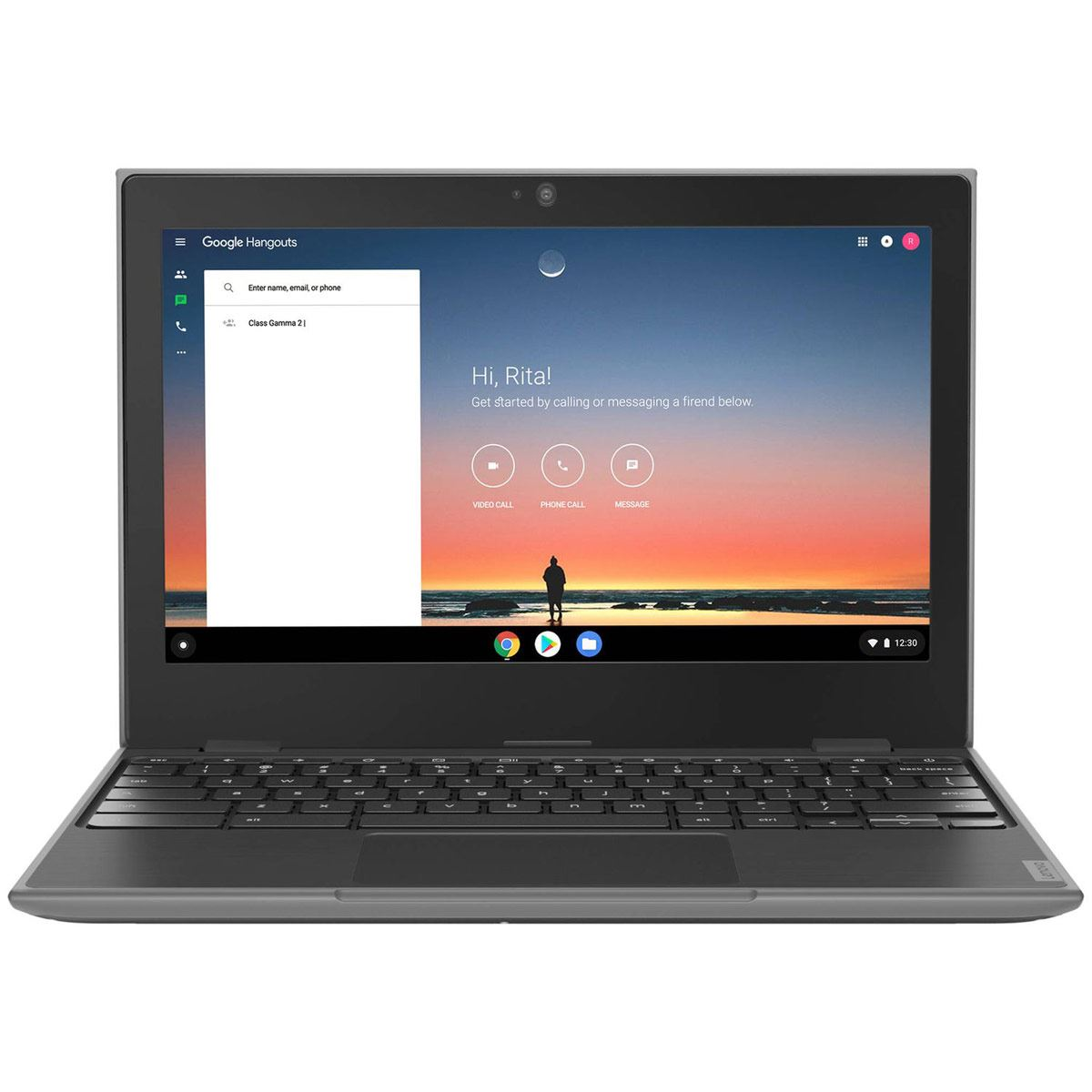 Chromebook Lenovo 100e AMD A4-9120C 4GB 32GB 11.6