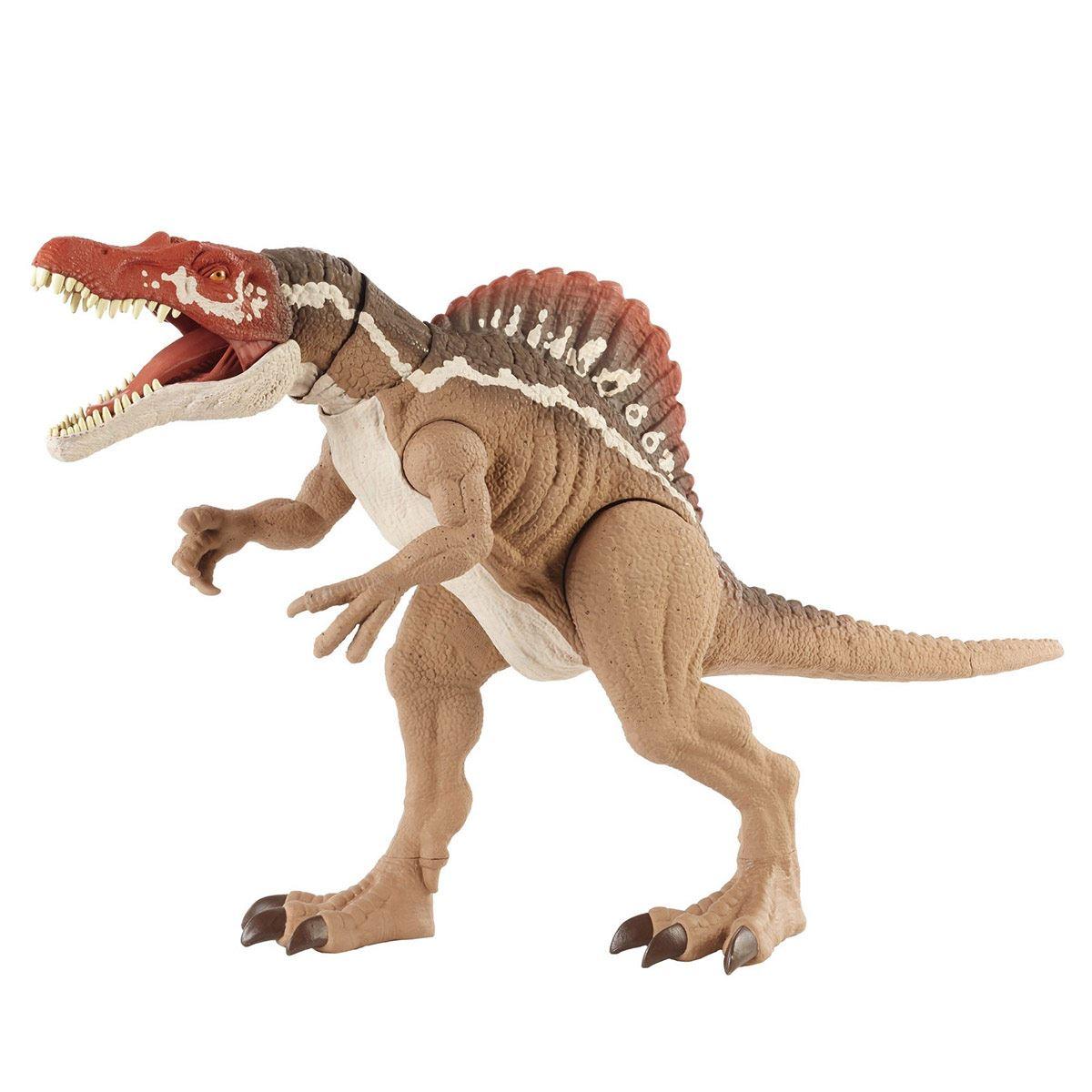 Jurassic World, Spinosaurus Mordida Extrema