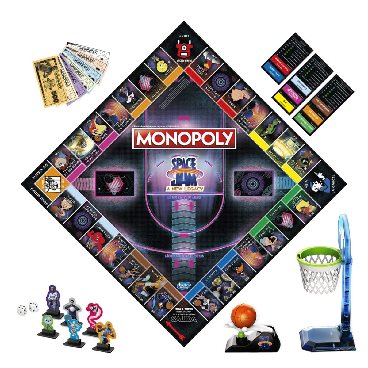 Monopoly: Space Jam A New Legacy