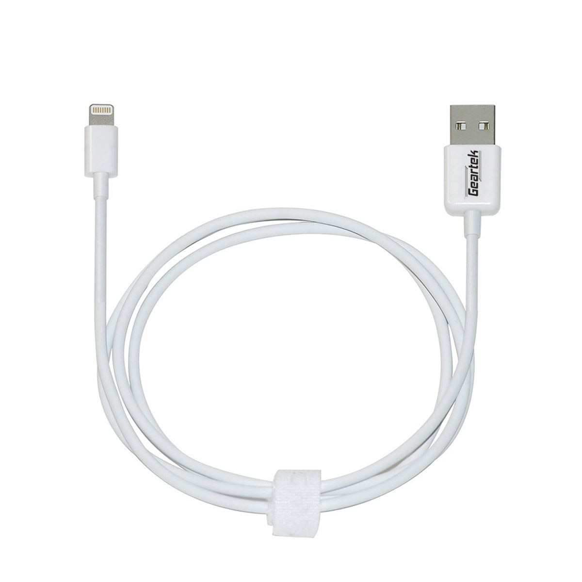 Cable Lightning USB Blanco