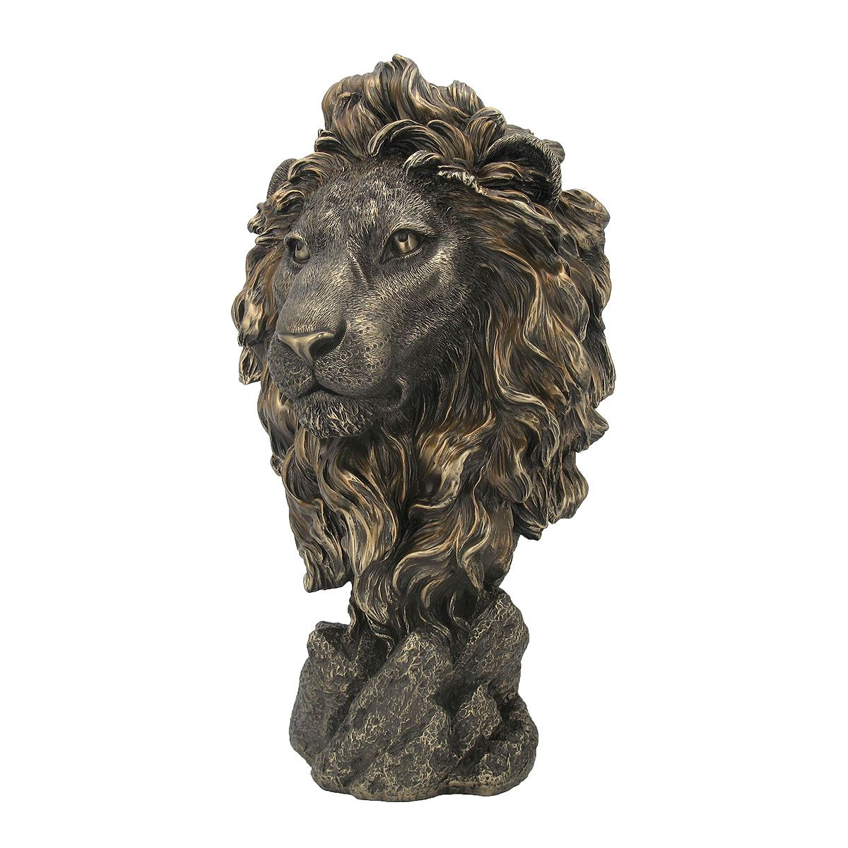 Lion head bust  - Sanborns