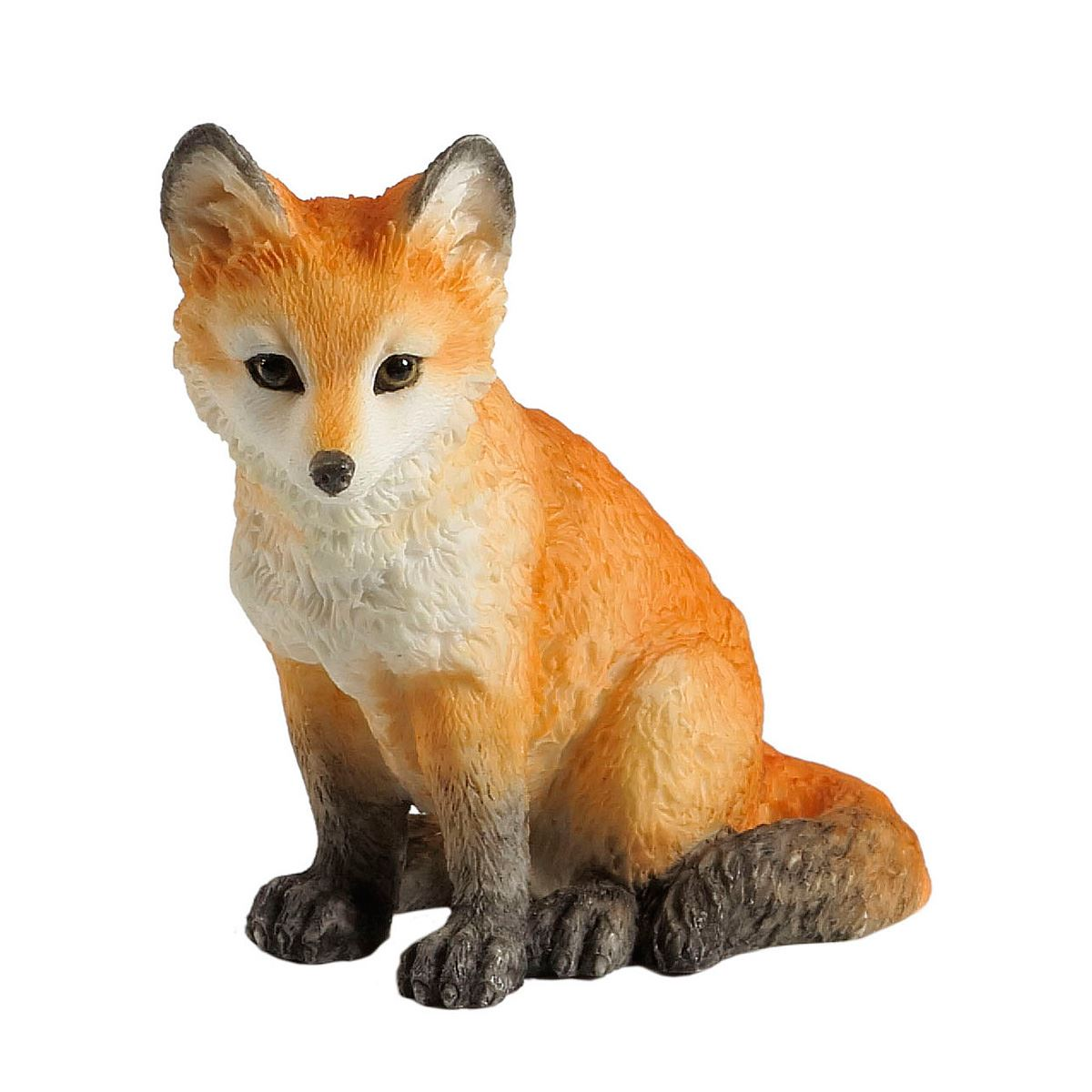 Ornament - fox (with gold string)  - Sanborns