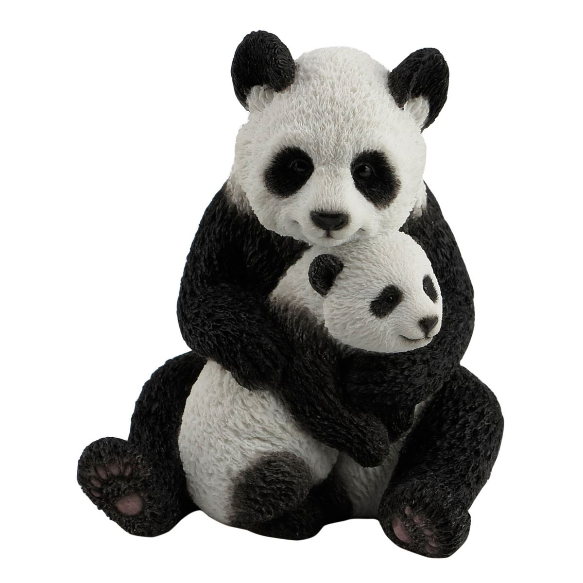 Mother panda hugging cub  - Sanborns