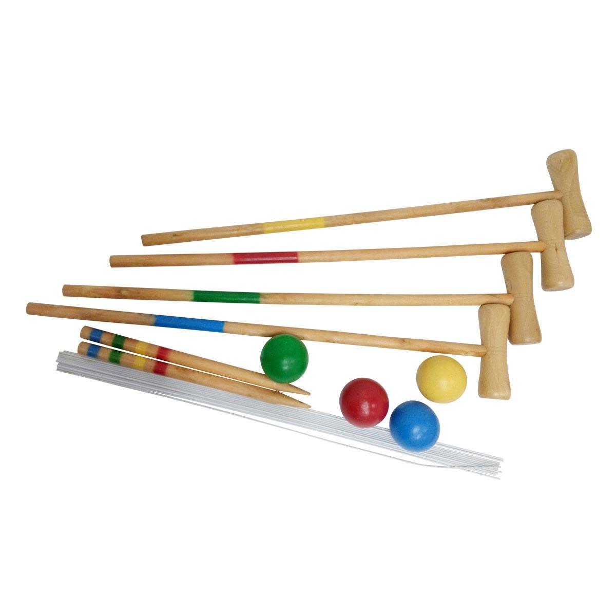 Croquet de madera TJ Mark