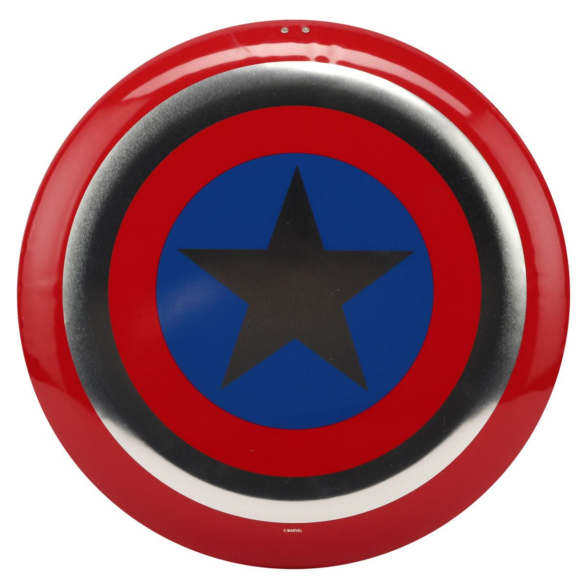 Placa de adorno captain america shield  - Sanborns