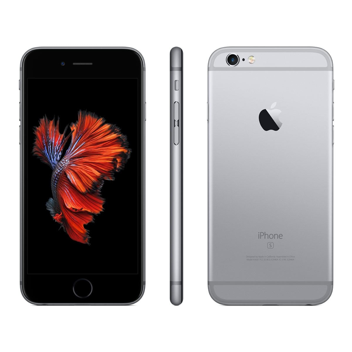 iPhone 6S 32GB Color Gris R6 (Telcel)