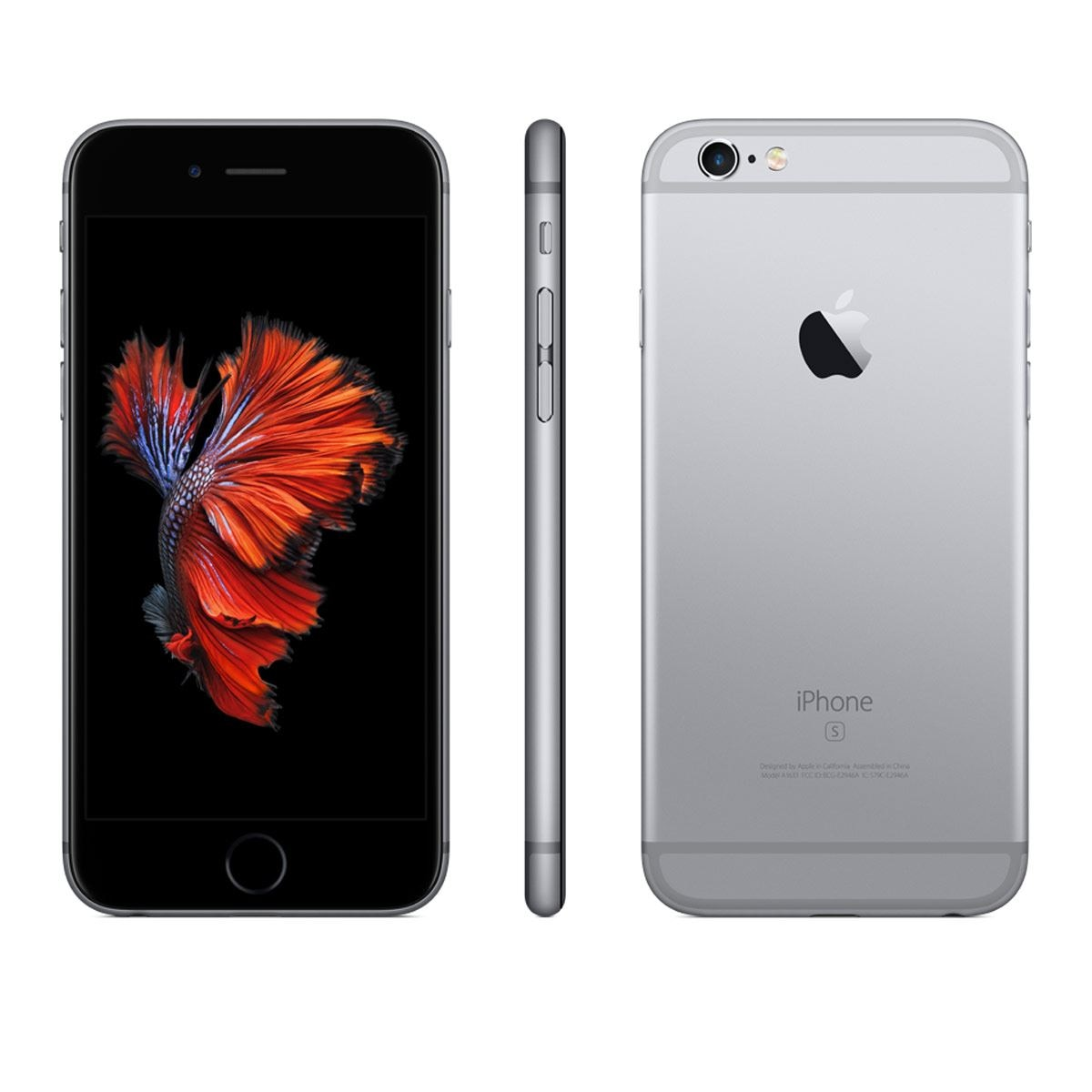 iPhone 6S 32GB Color Gris R8 (Telcel)