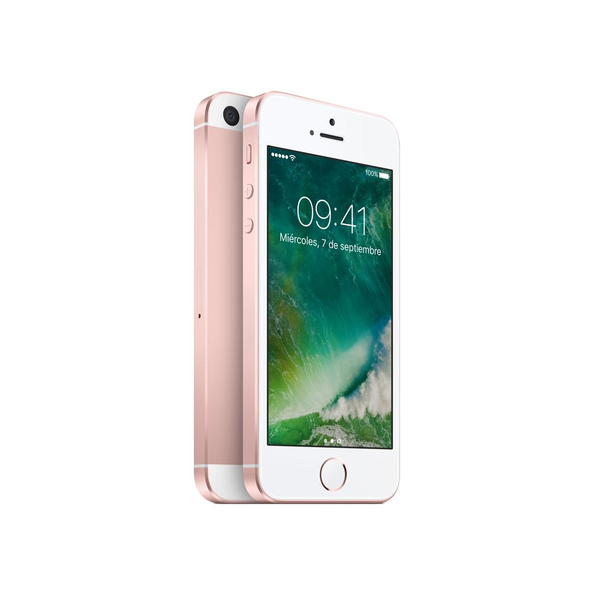 iPhone SE 32GB Color Rosa R9 (Telcel)