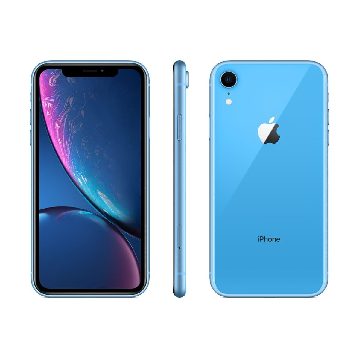 b93c807b674 iPhone XR 64GB Color Azul R9 (Telcel)