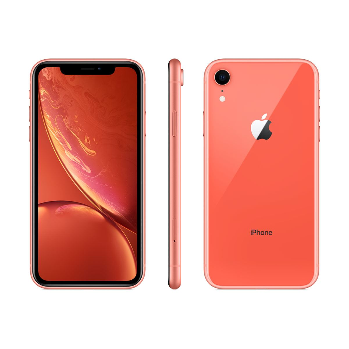 celular iphone xr 64gb coral r4 telcel sanborns