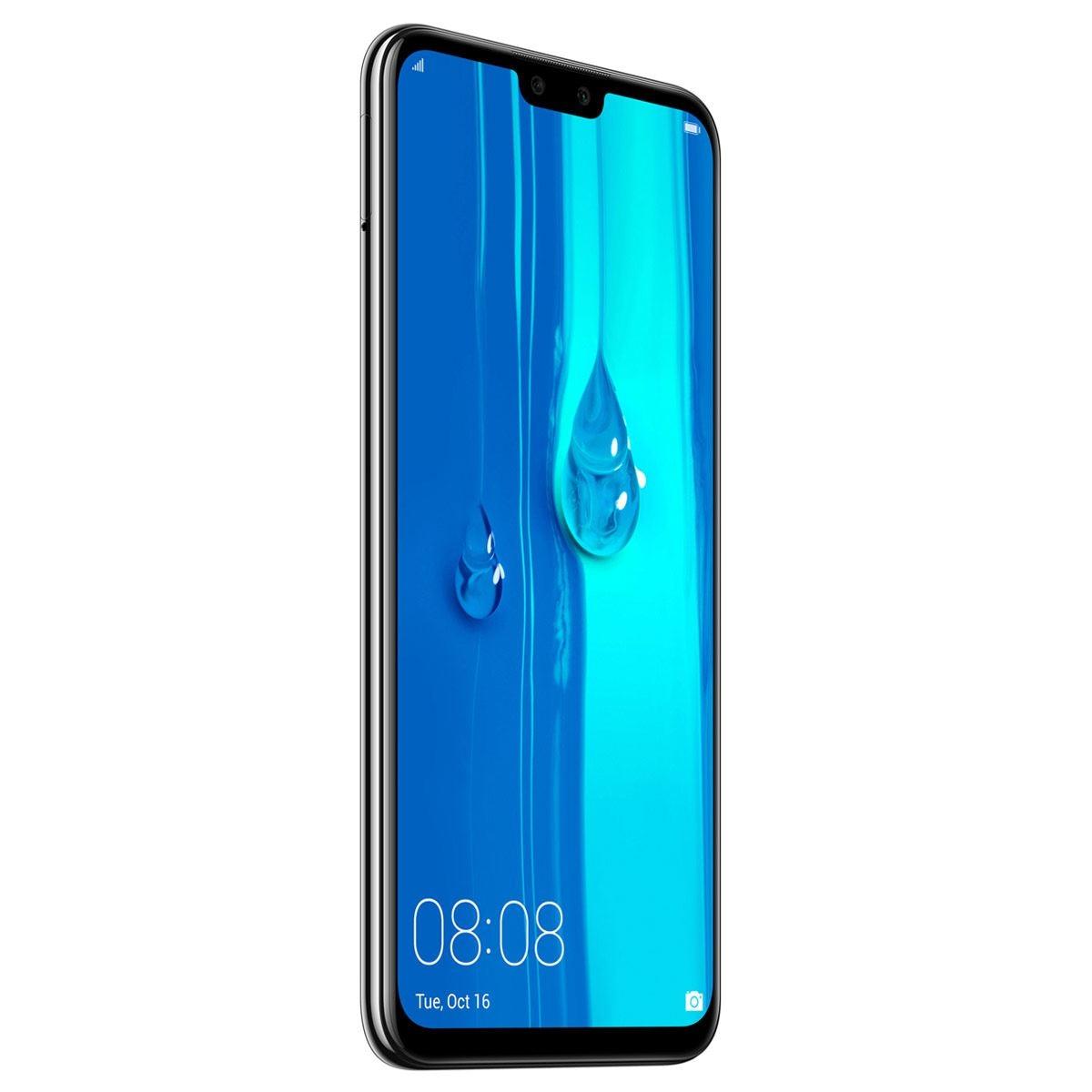 Celular Huawei JKM-LX3 Y9 2019 Color Negro R9 (Telcel)