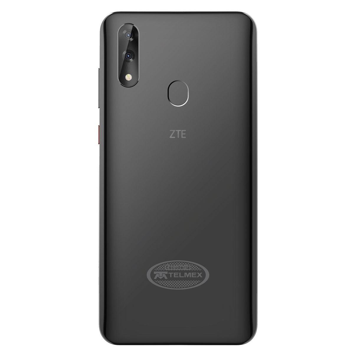 Celular ZTE V10 32GB Escuderia Telmex Color Negro R9 (Telcel)