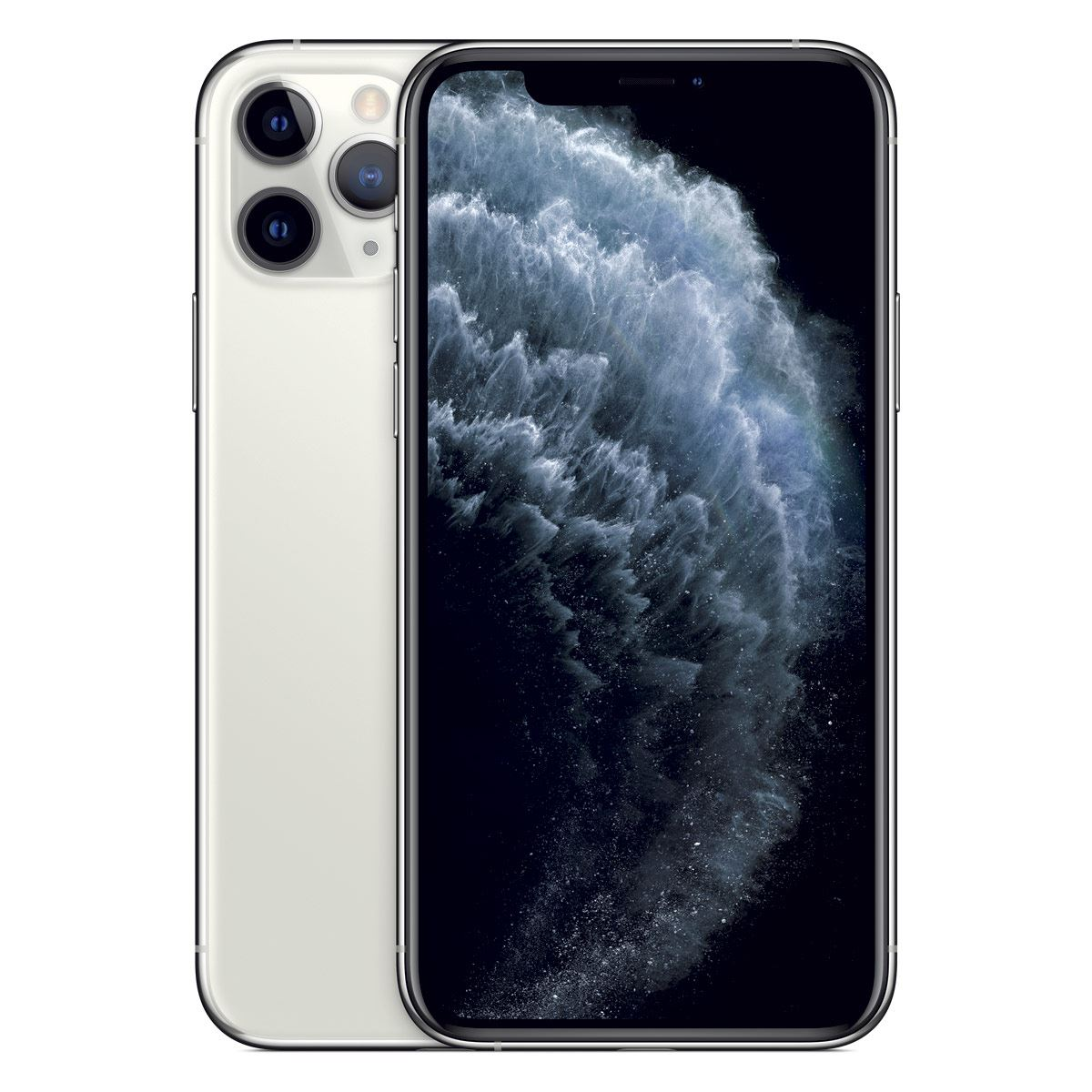 iPhone 11 Pro 64 GB Color Plata R9 (Telcel)
