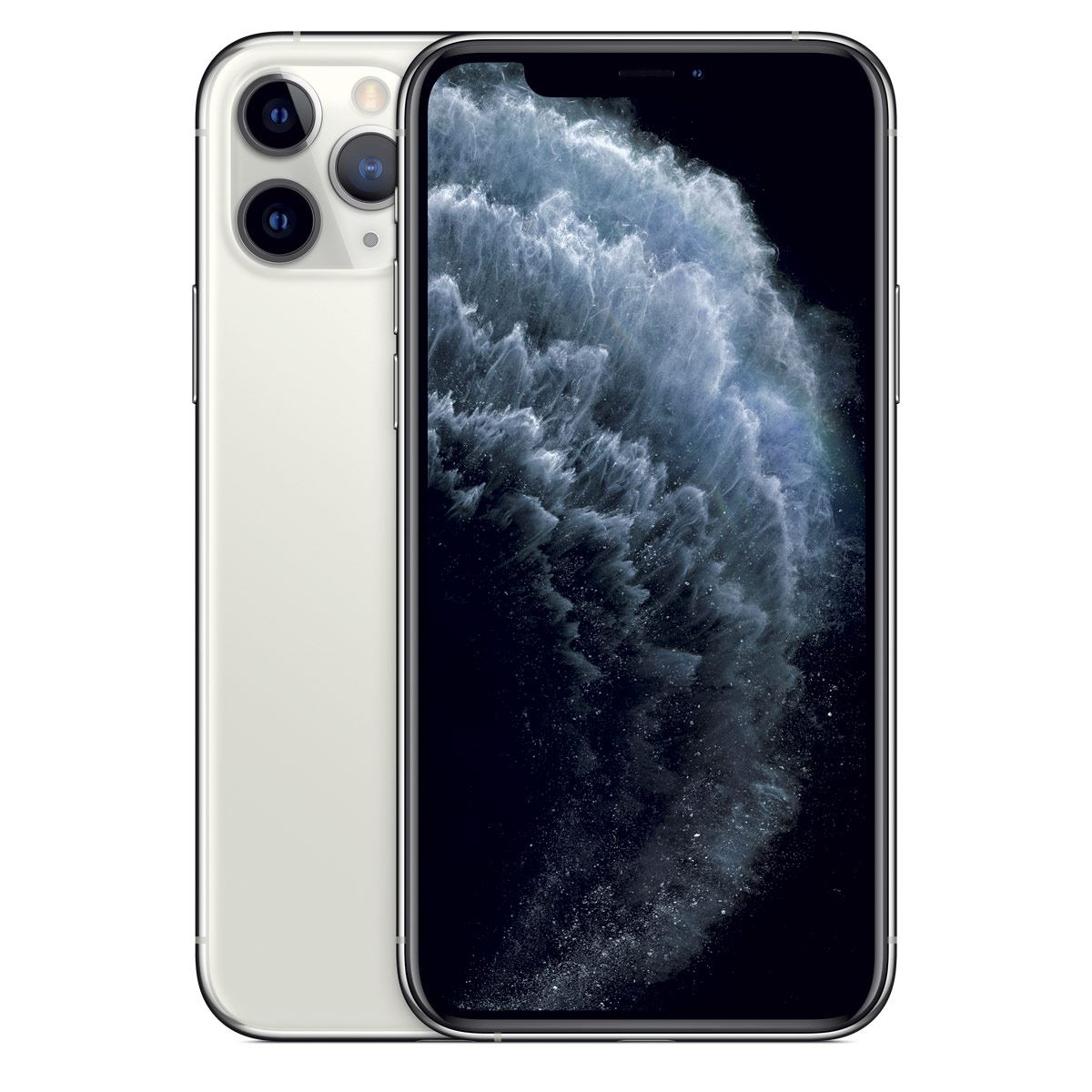 iPhone 11 Pro 512GB Color Plata R9 (Telcel)