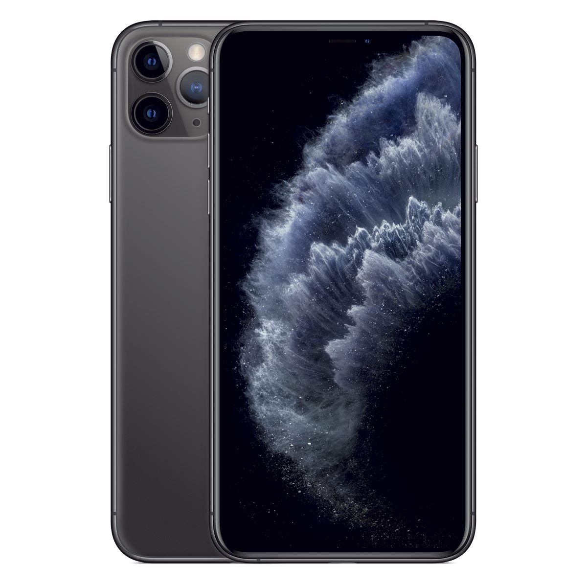 iPhone 11 Pro Max 64GB Color Gris R9 (Telcel)