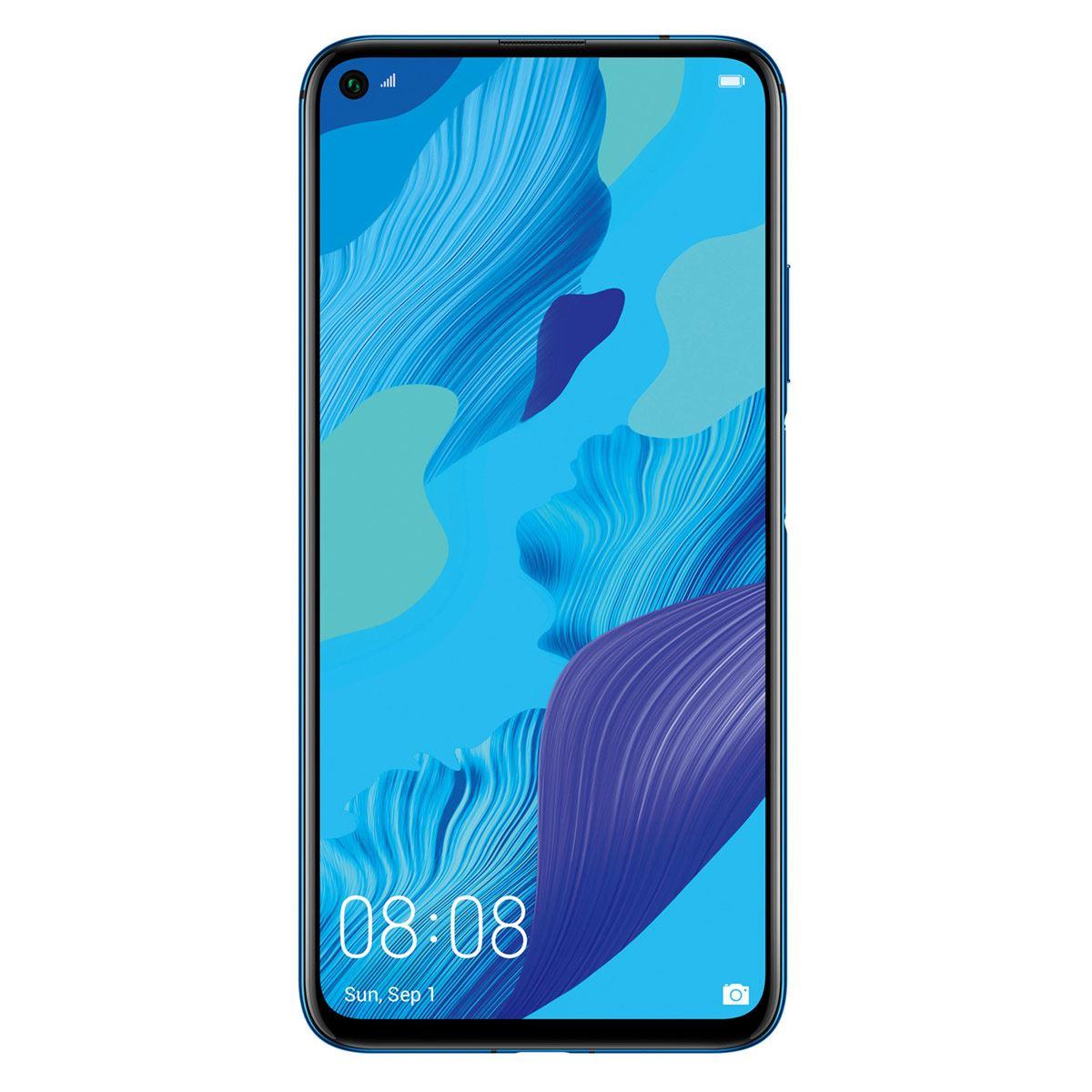 Huawei Nova 5T Azul Telcel R7