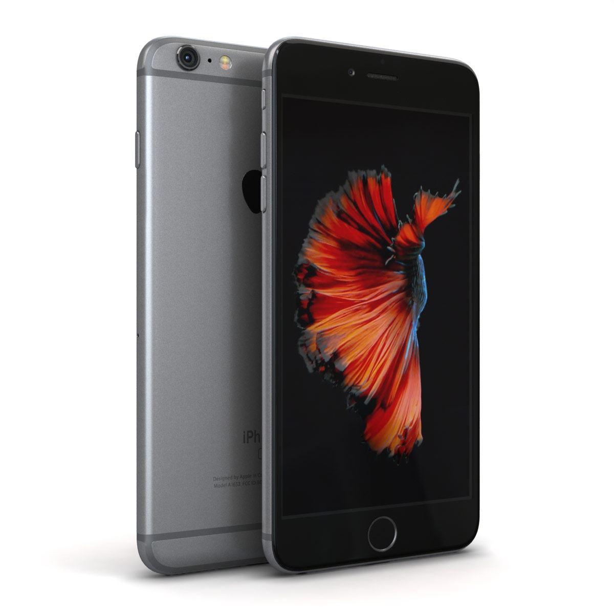 iPhone 6S Plus 32 GB Gris (R9) (Telcel)