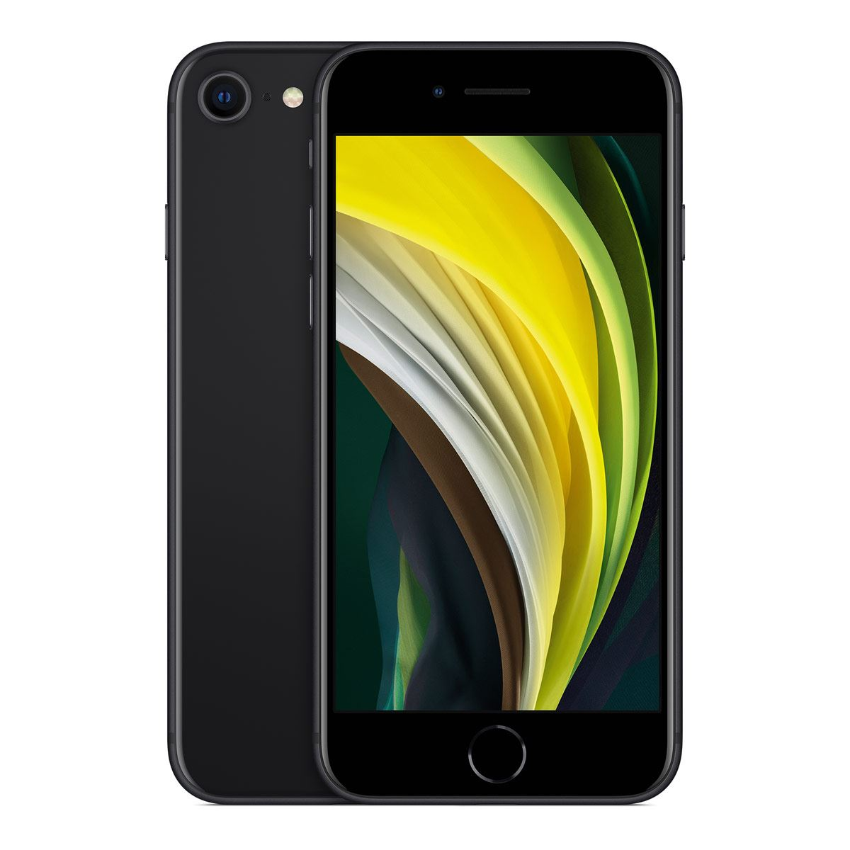 iPhone SE 128GB 2020 Negro Telcel R9