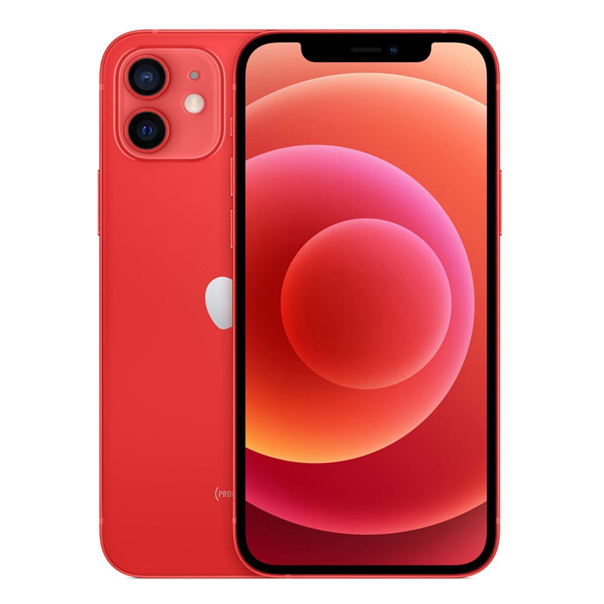 Amigo iPhone 12 64GB Rojo R4