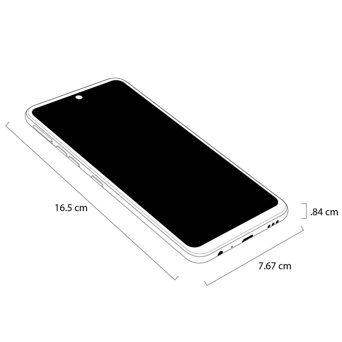 LG K62 Azul 128GB Telcel R9