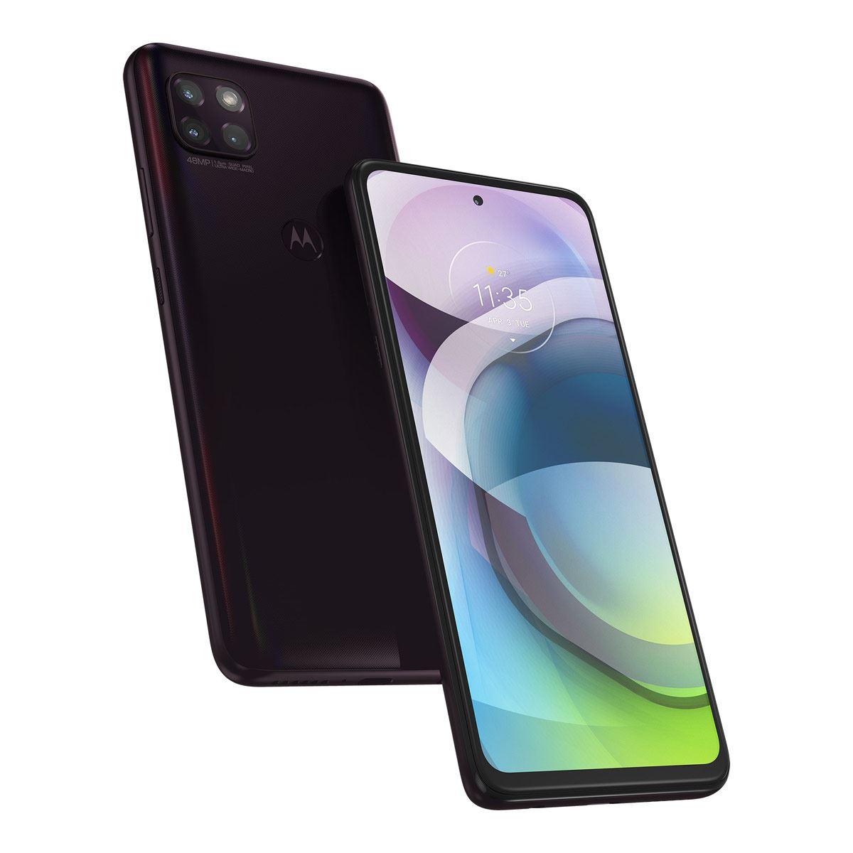 Motorola G 5G Morado R9 Telcel