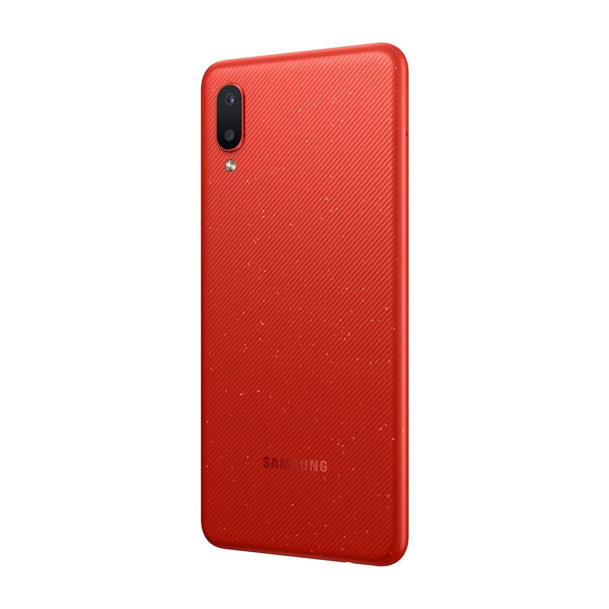 Samsung Galaxy A02 Rojo 32GB Telcel R2