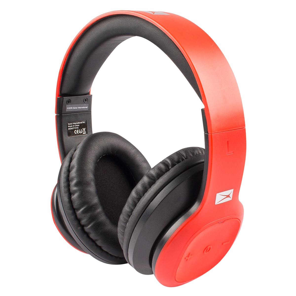 Audífonos altec mzw300 rojo on ear bt  - Sanborns