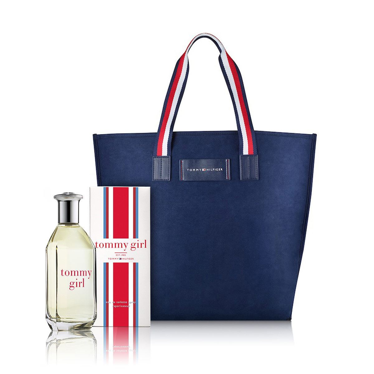 Set de Fragancia Tommy Girl para Mujer 100 ml + maleta