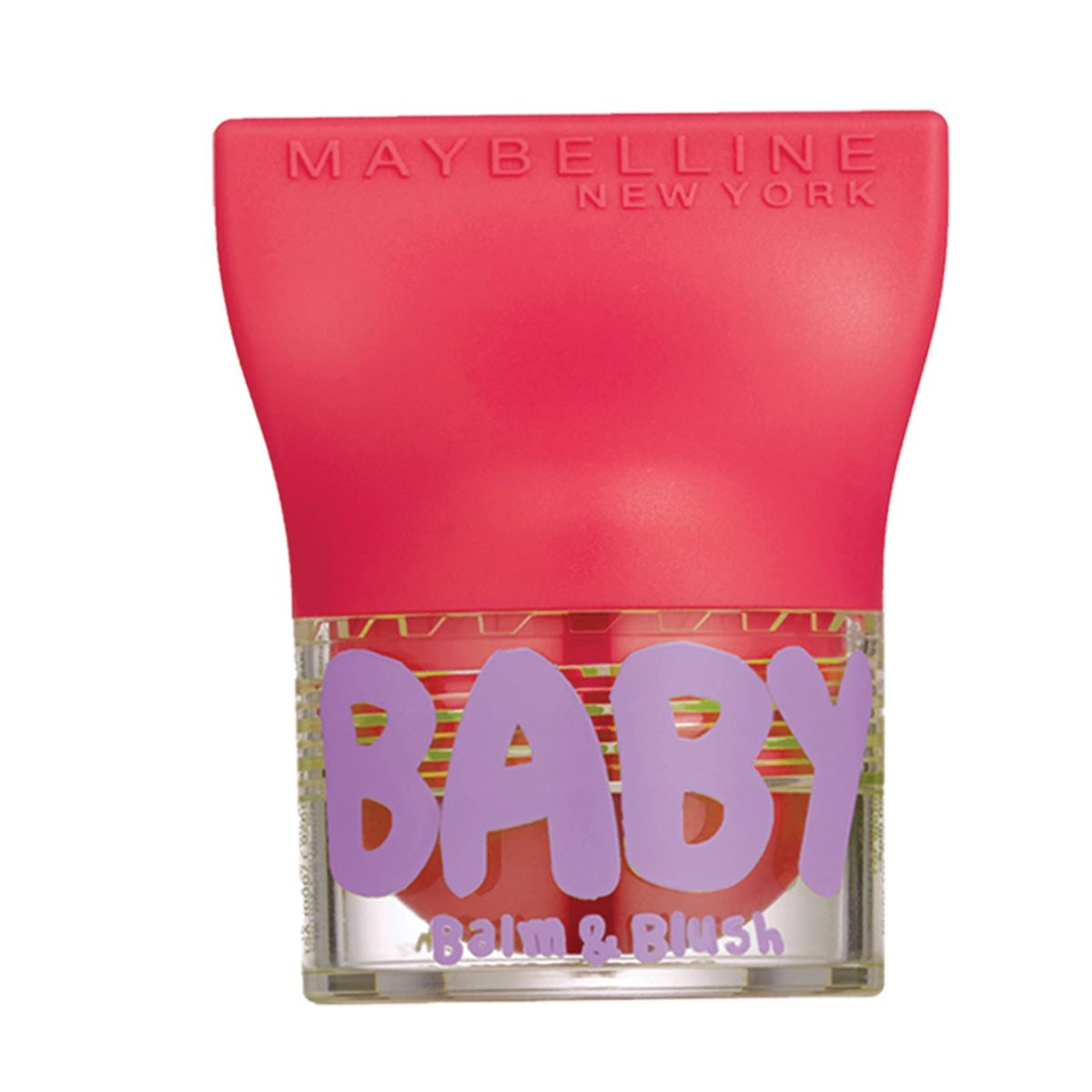 Babylips lip-cheek nu 3 juicy rose maybelline ny  - Sanborns