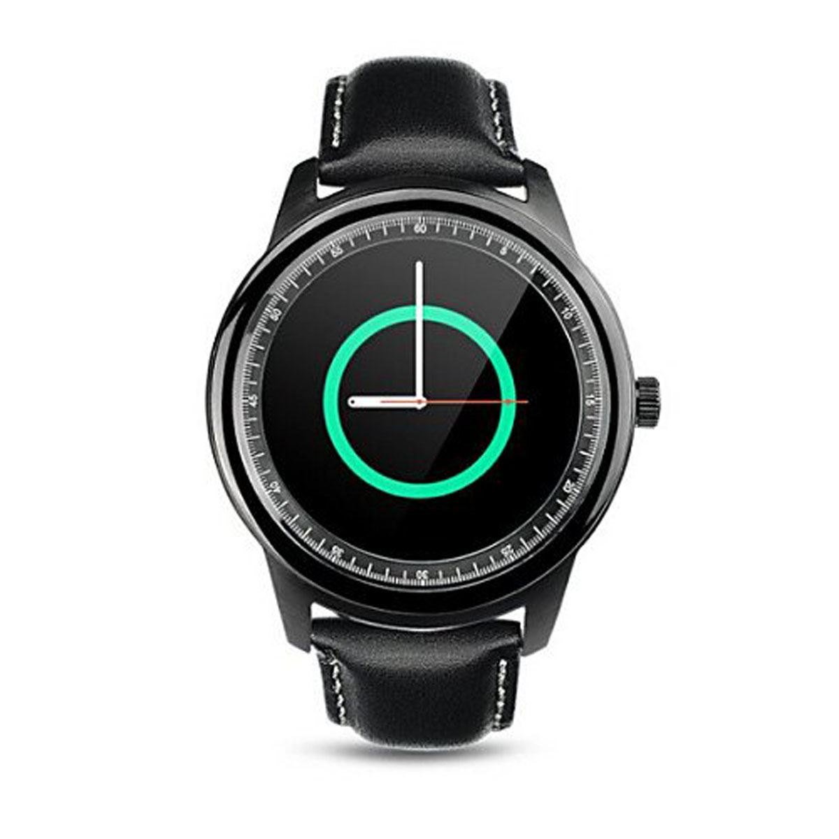 Tkydm365  smart watch, pantalla lcd táctil de 1.33