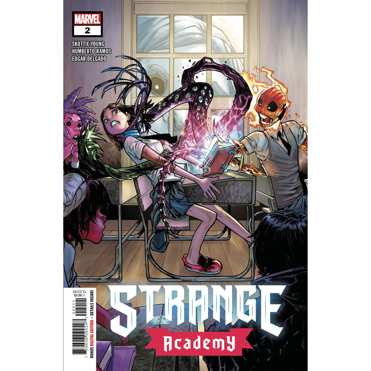 Comic Strange Academy No.2