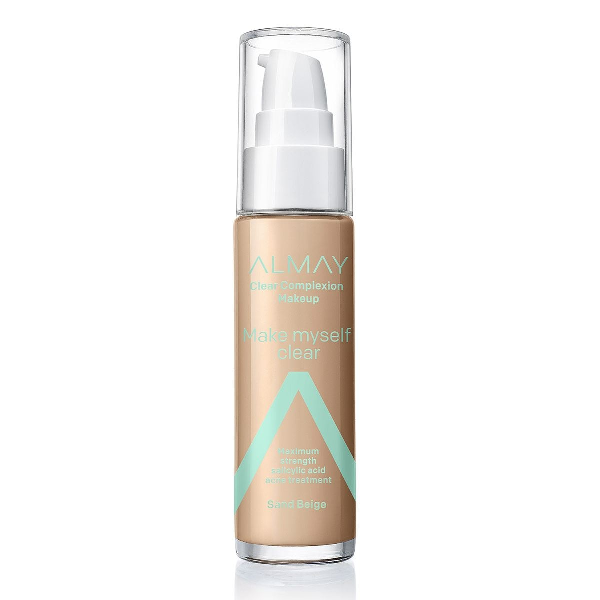 03e8819a3 Maquillaje Almay Clear Complesion Make Up Sand