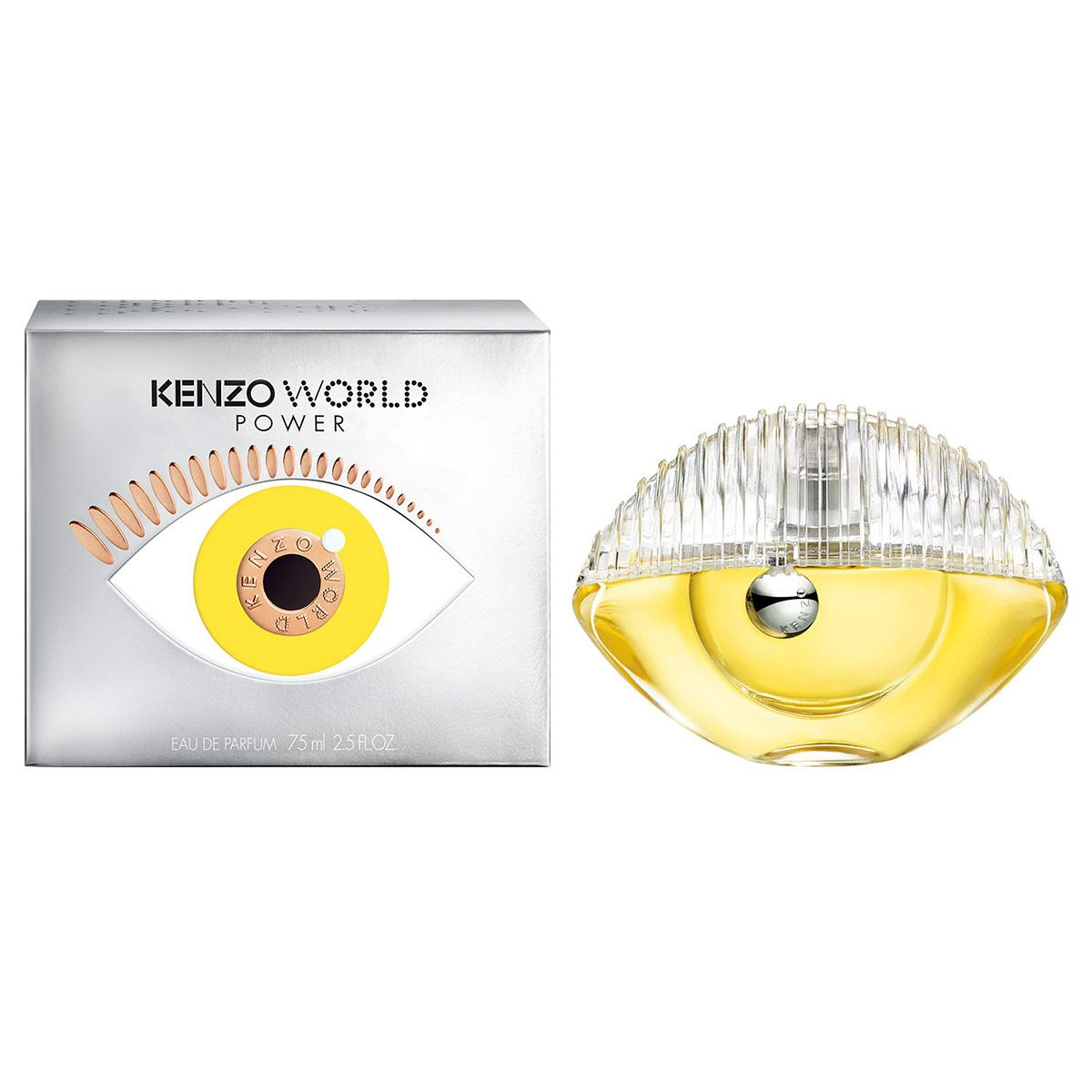 Fragancia para Dama Kenzo World Power EDP 75 ml