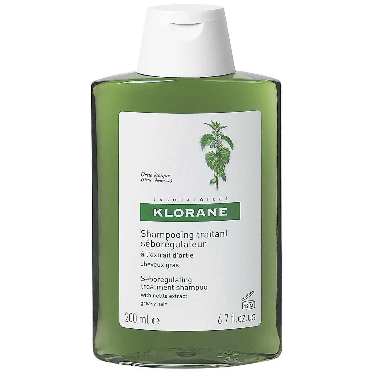 Shampoo de ortiga 200ml klorane  - Sanborns