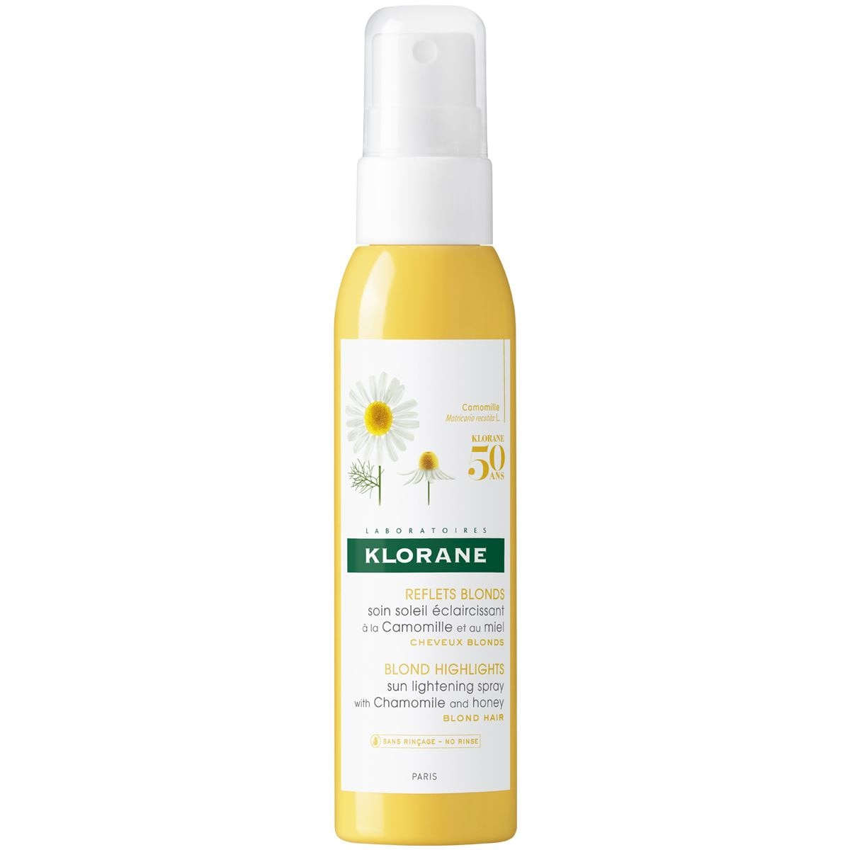 K- spray aclarador manzanilla 125ml  - Sanborns