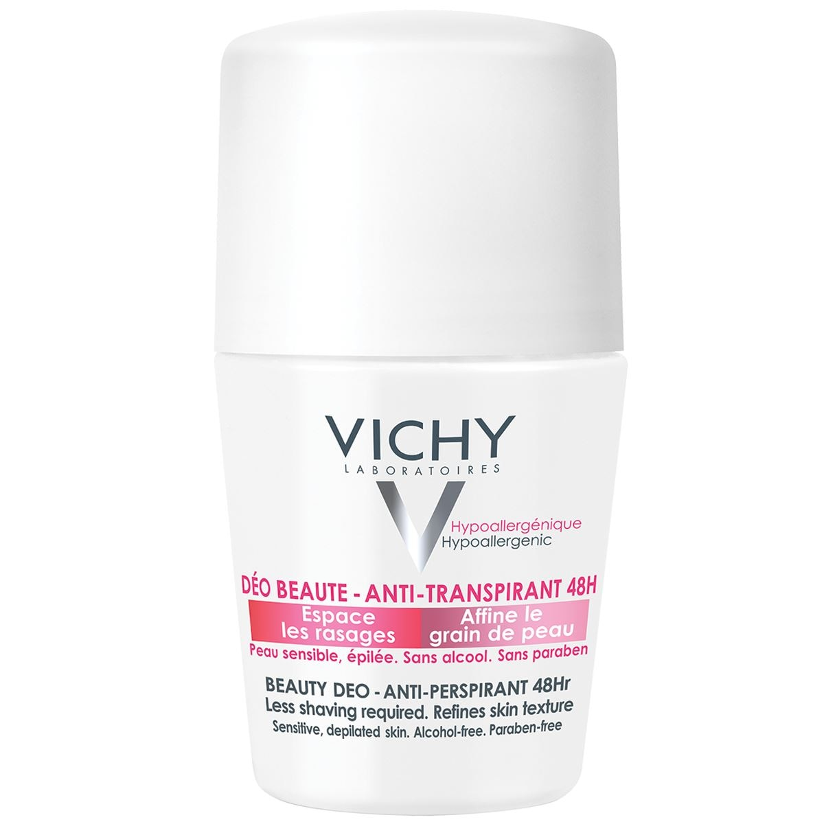 Vichy deo roll on a repousse 50ml 14  - Sanborns