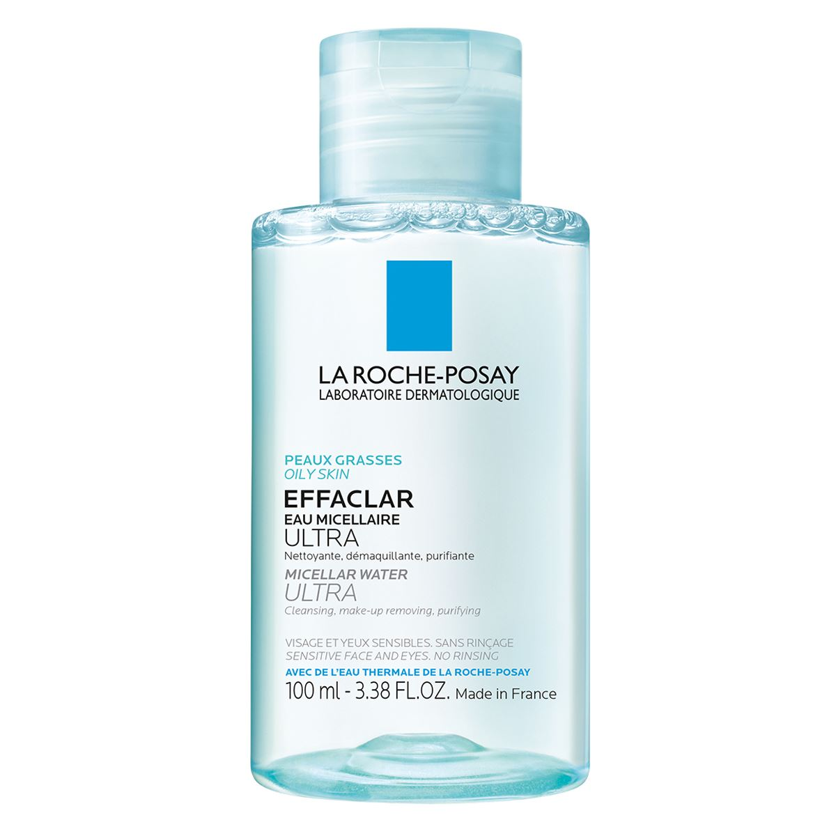 Effaclar agua micelar ultra 100ml  - Sanborns