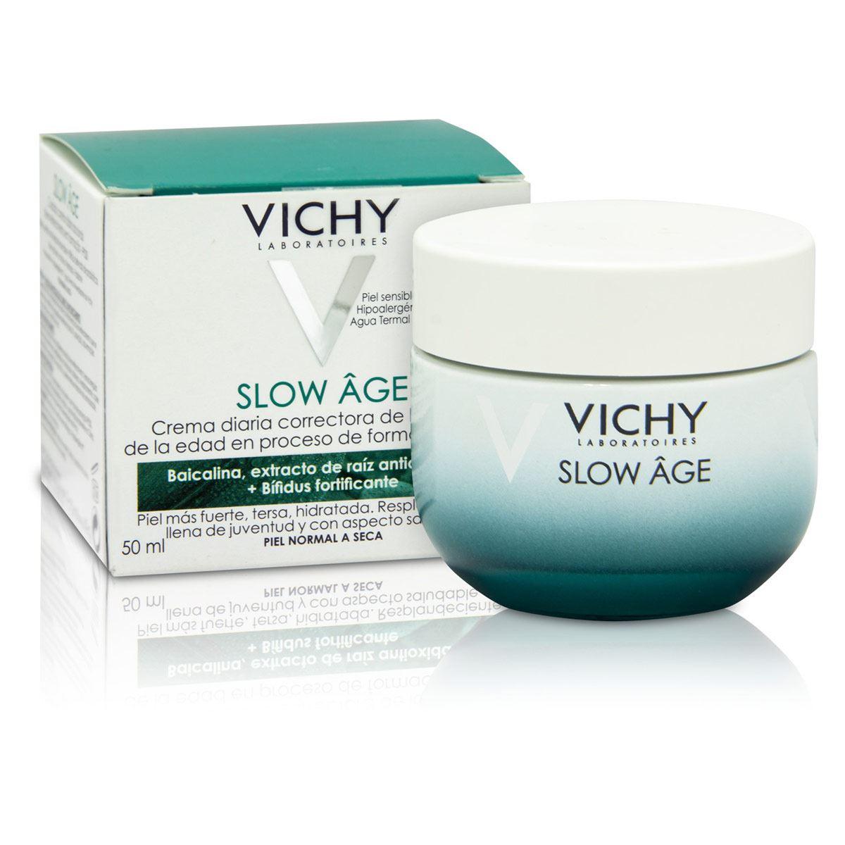 Vichy slow age crema rostro de 50 ml  - Sanborns