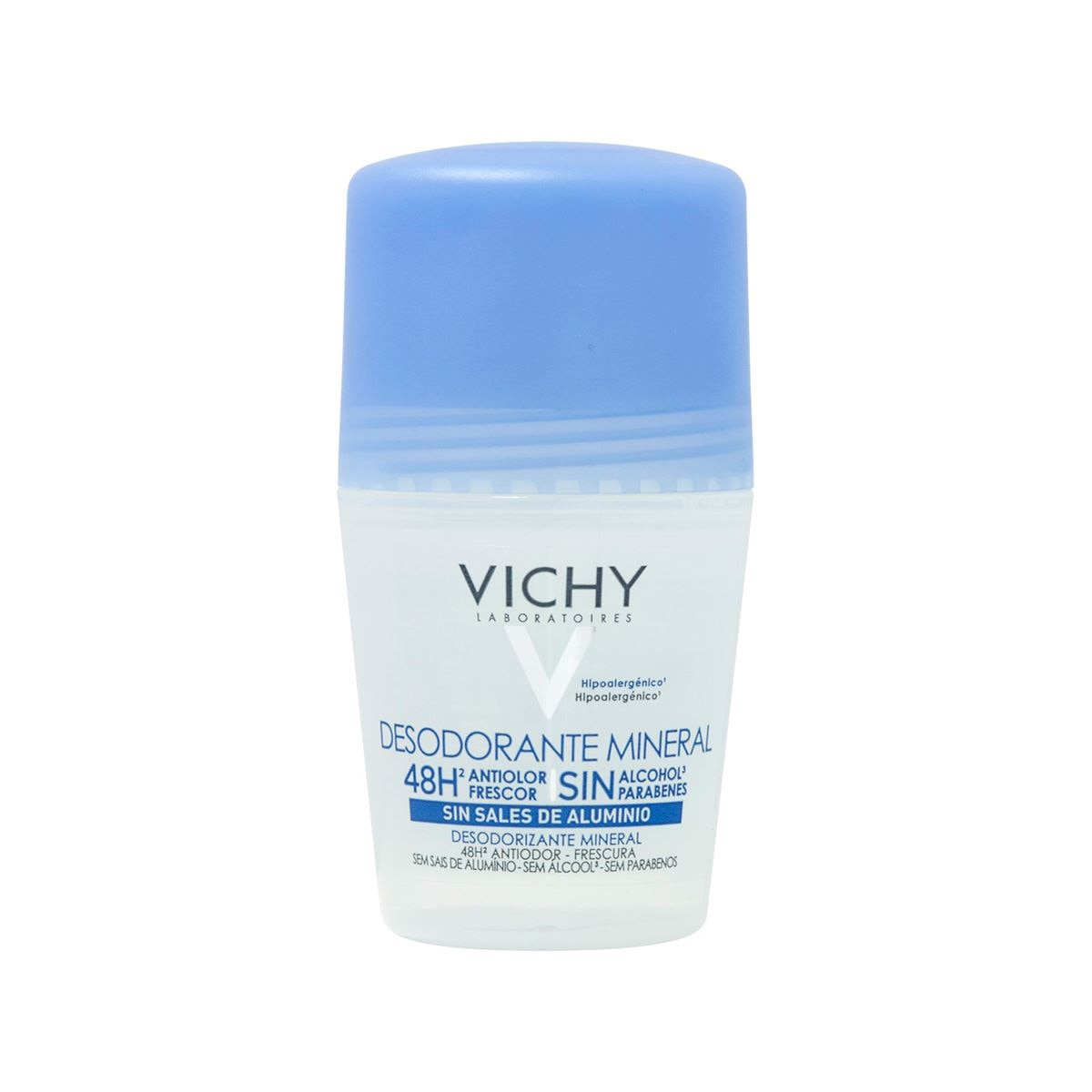 Vichy Desodorante Mineral Roll-On 50ML 17