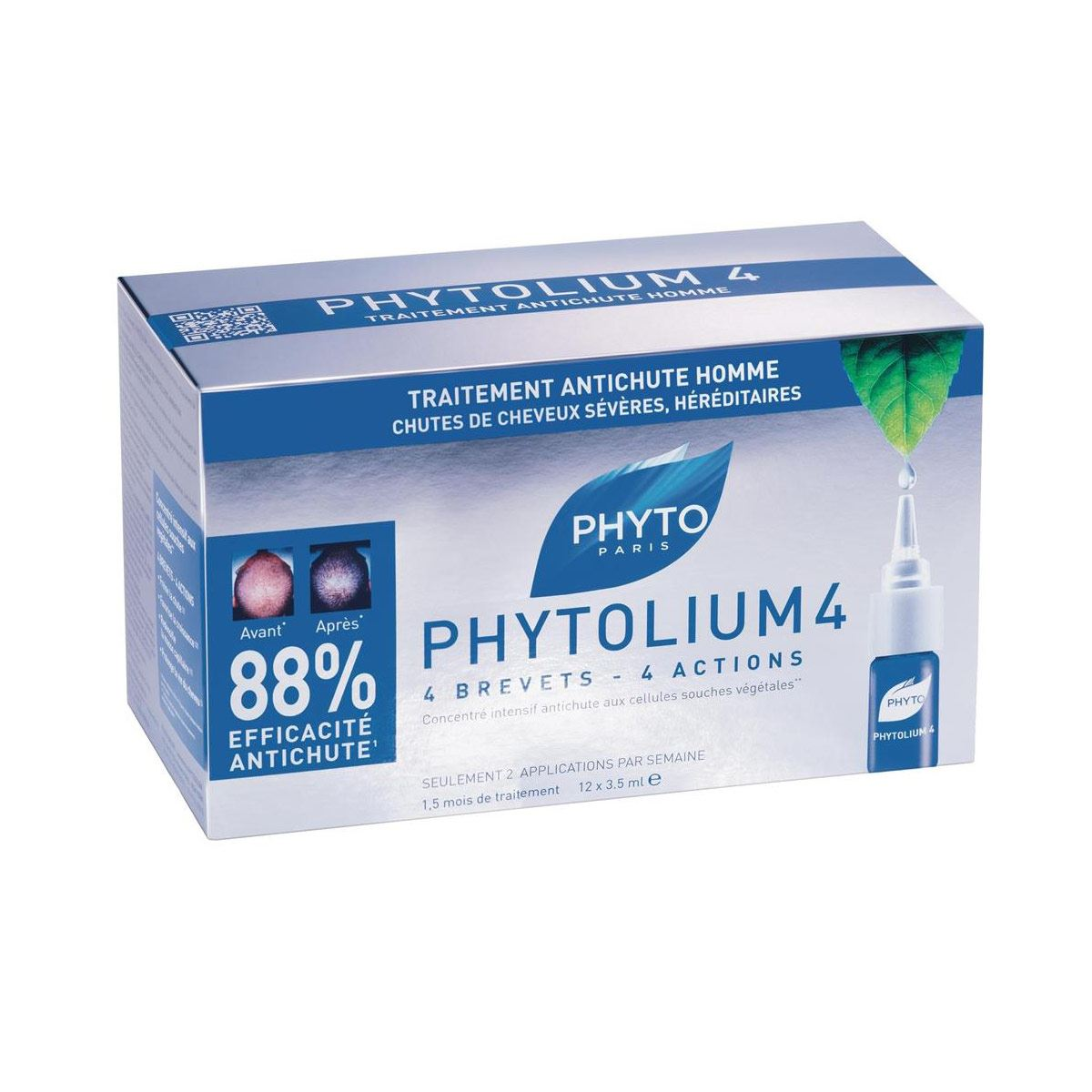 Phytolium ampolletas 12 amp 3.5 ml  - Sanborns