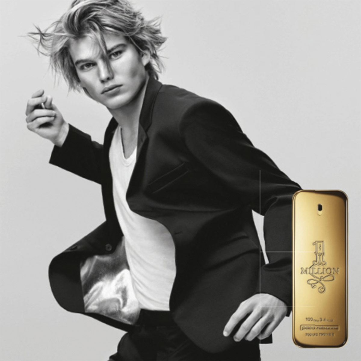 Fragancia para caballero, paco rabanne, 1 million edt 100ml  - Sanborns