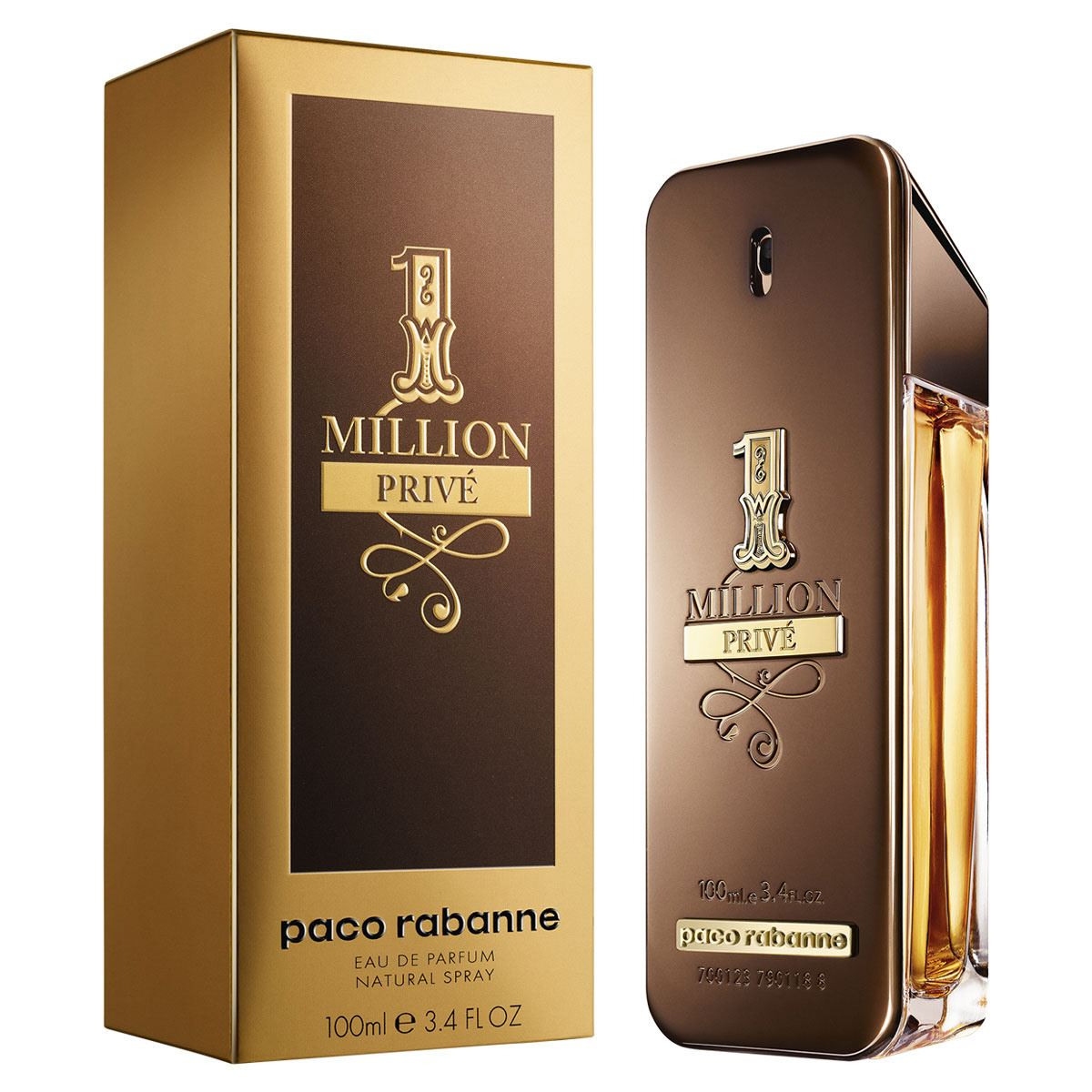 Fragancia para caballero paco rabanne 1 million privé edp 100 ml  - Sanborns