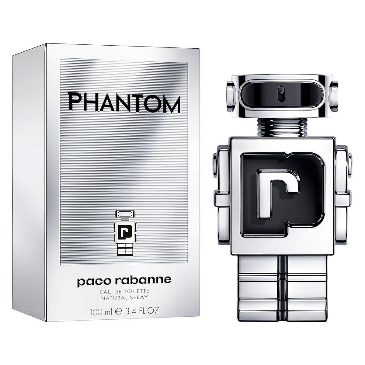 Paco Rabanne Phantom EDT 100ML Perfume Para Caballero