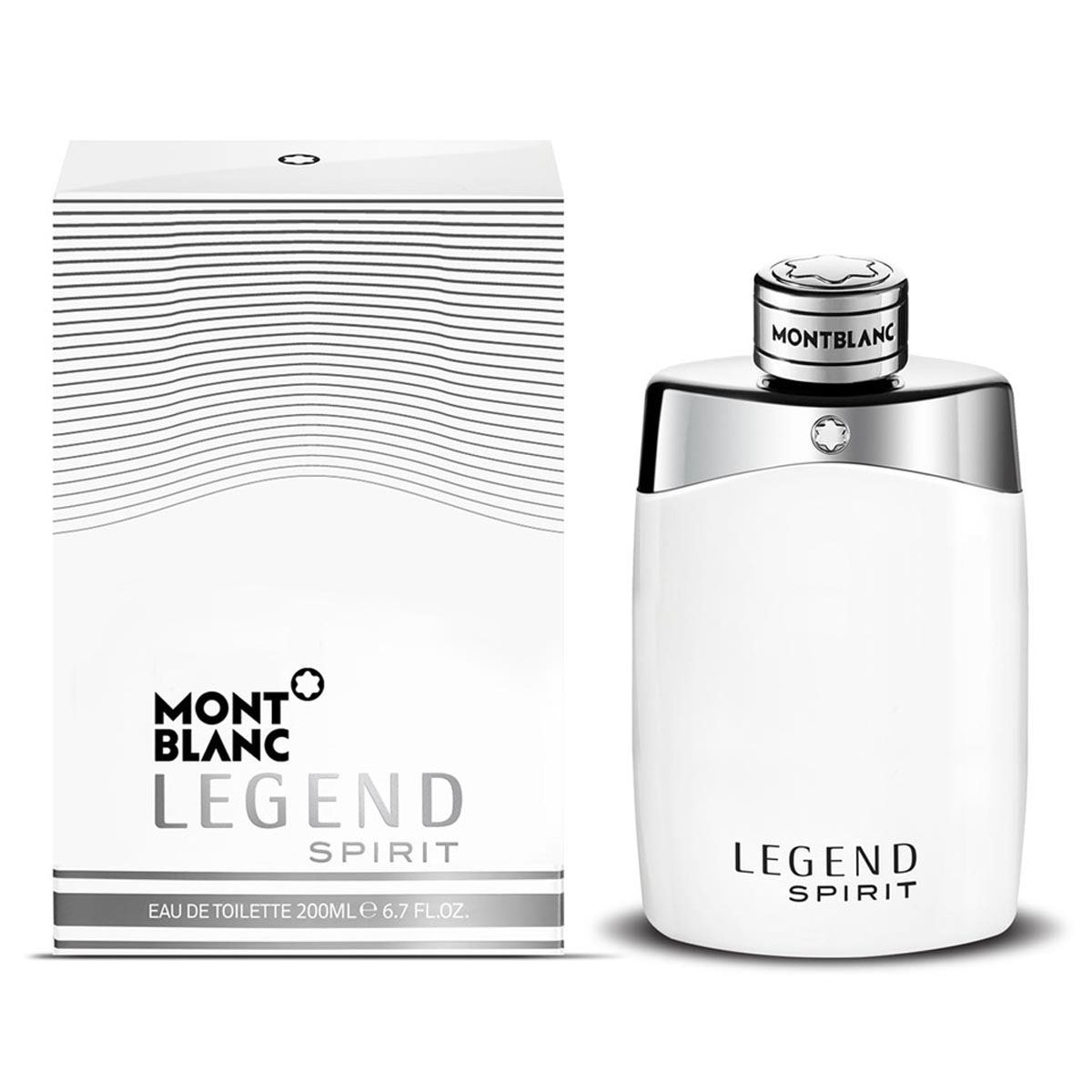 Fragancia Para Caballero Legend Spirit 200 ml