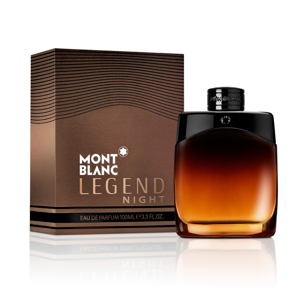 Montblanc legend night edp 100 ml  - Sanborns