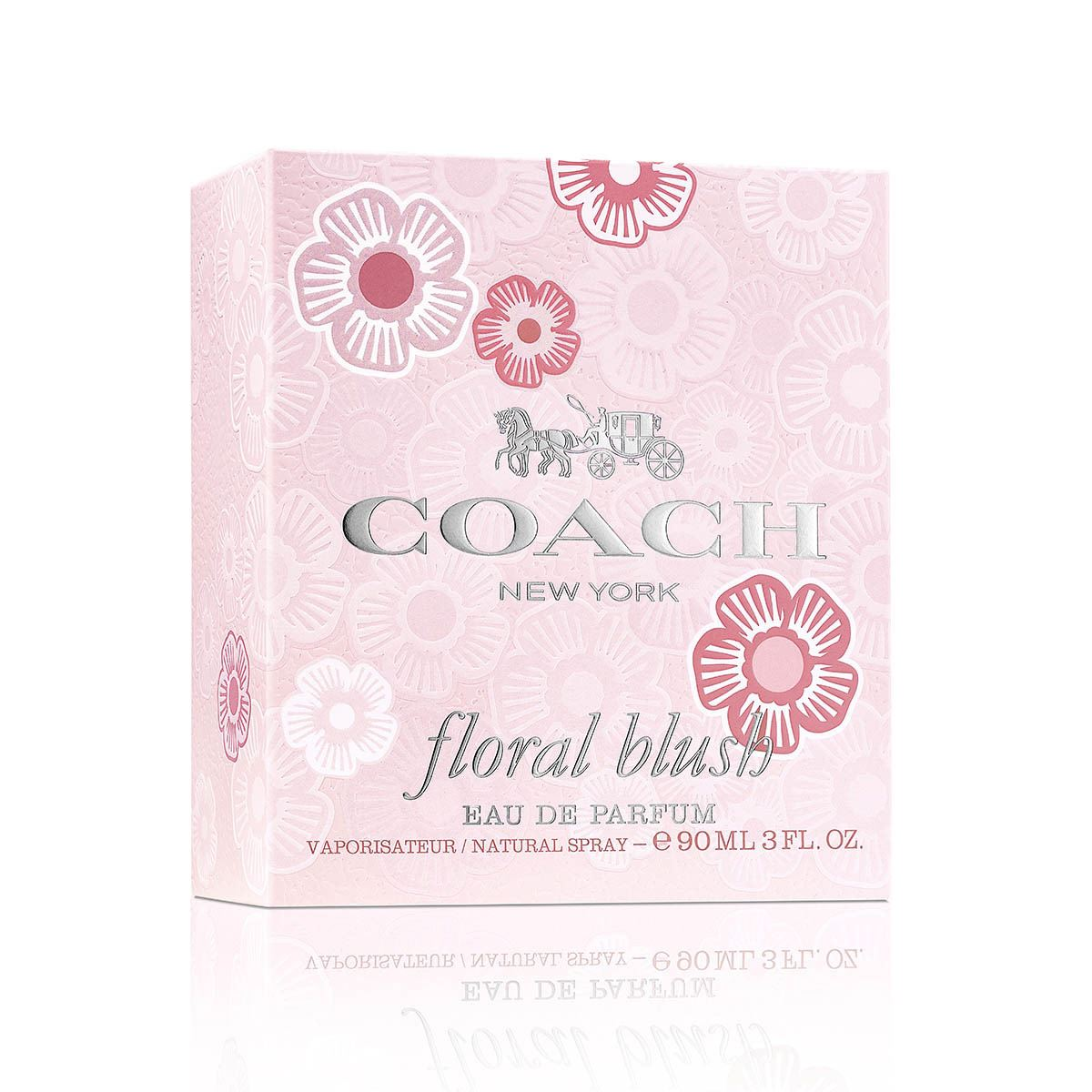 Fragancia Para Dama CO Coach Floral Blush EDP 90ml