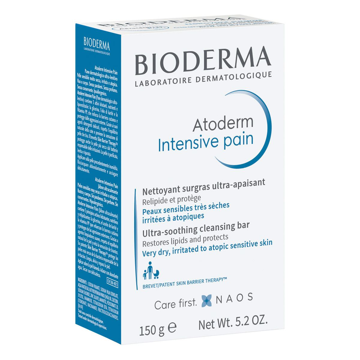 Atoderm intensive barra  150 gr  - Sanborns