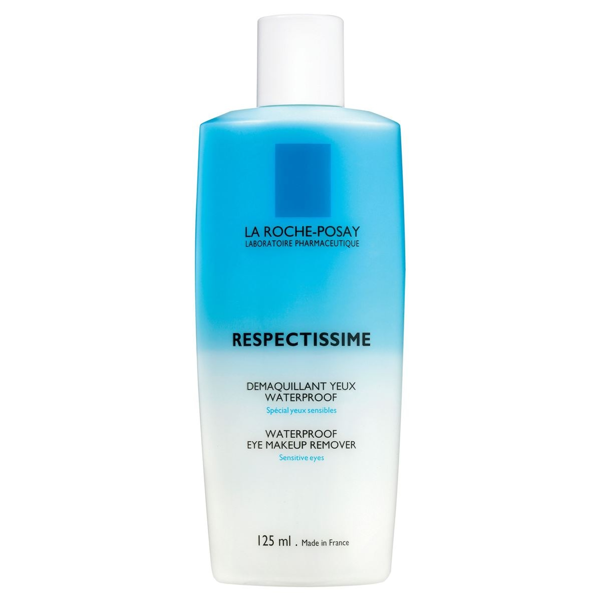 Respectissime desmaquillante waterproof 125ml  - Sanborns