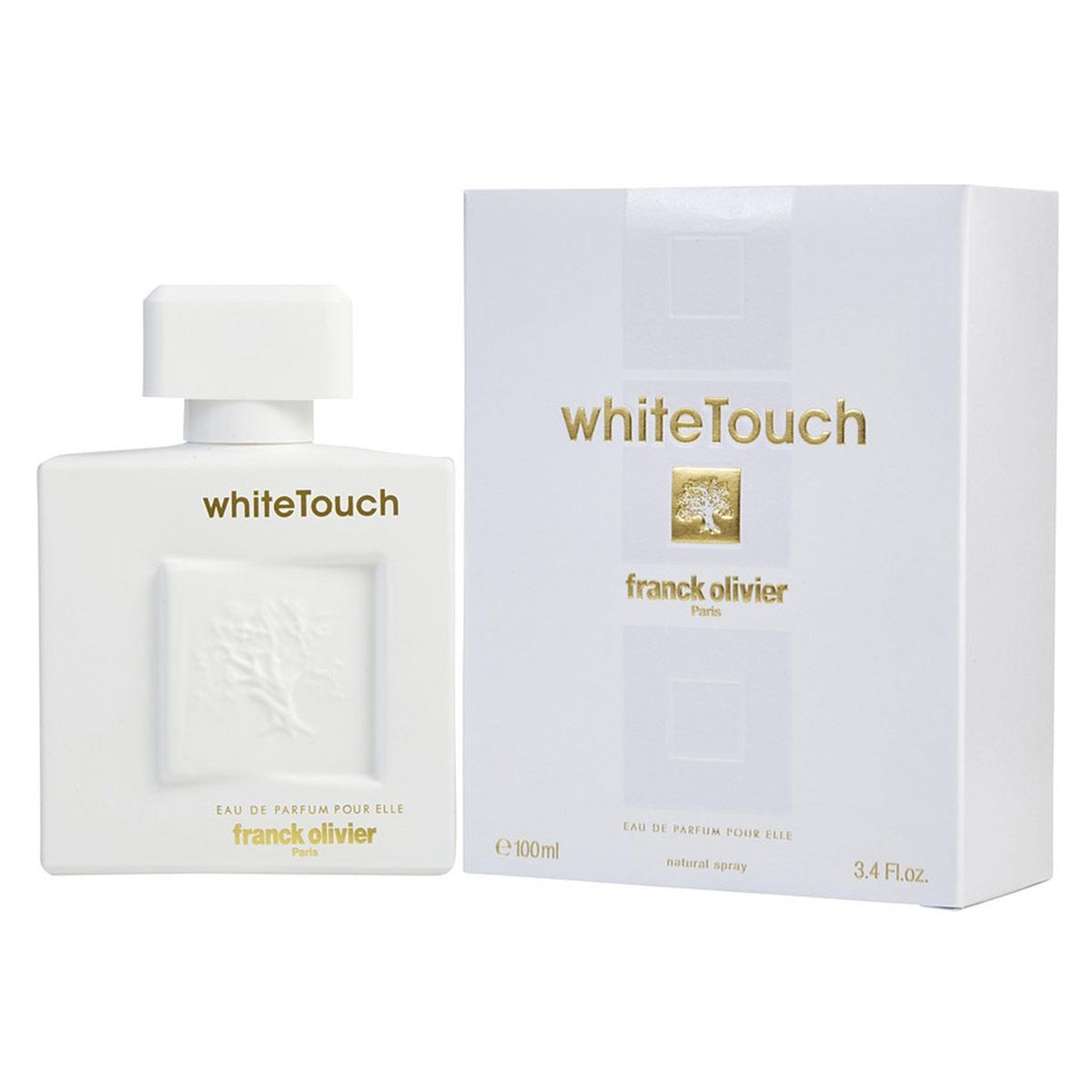 Fragancia para dama  White Touch EDP 100ml Franck  Olivier