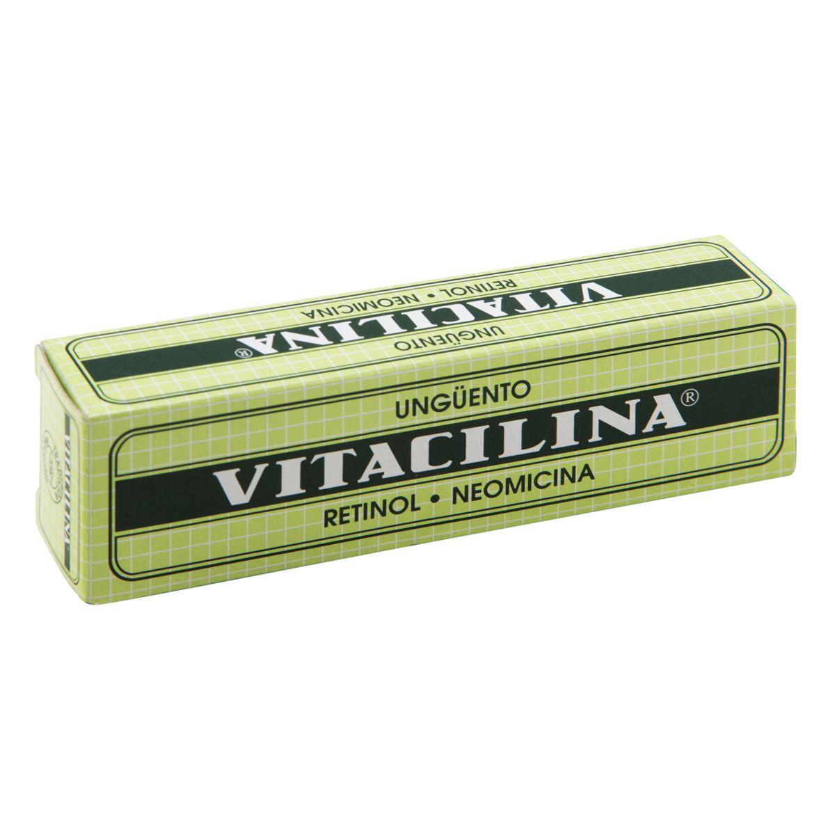 Vitacilina Ungüento 16 gr